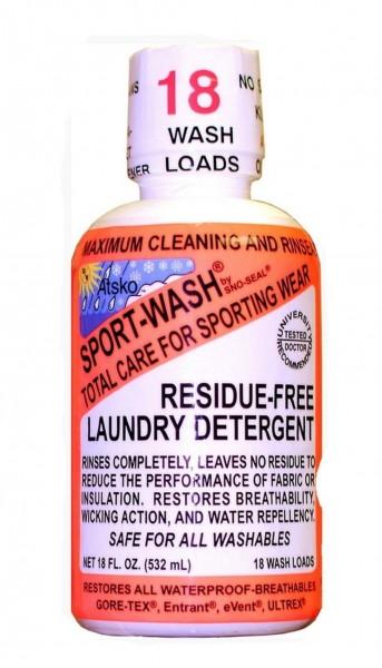 Atsko Sno Seal Sport-Wash Waschmittel für Sport-, Ski-, Outdoorb