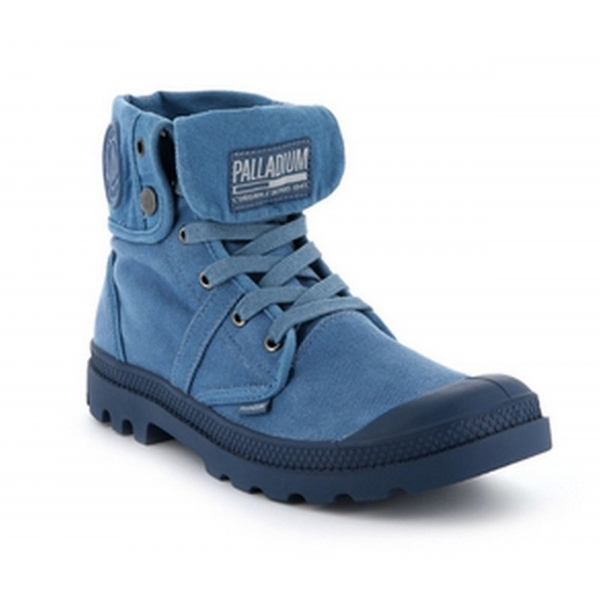 Palladium PALLABROUSE BAGGY Boots blau