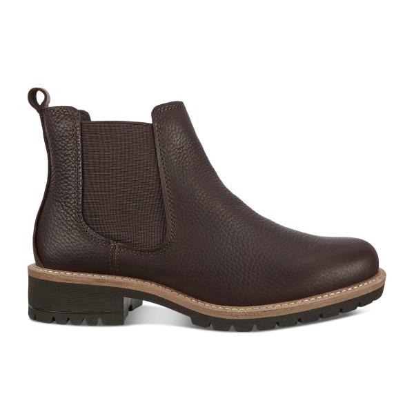 Ecco ELAINE Chelsea-Boot braun