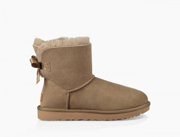 UGG Mini Bailey Bow II antilope
