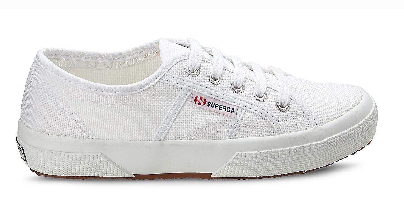 neuesten Stil wie man serch Schatz als seltenes Gut Superga Sneaker Cotu Classic weiß