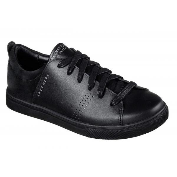 Skechers Moda - Solid Damen Sneaker, Schnürschuh