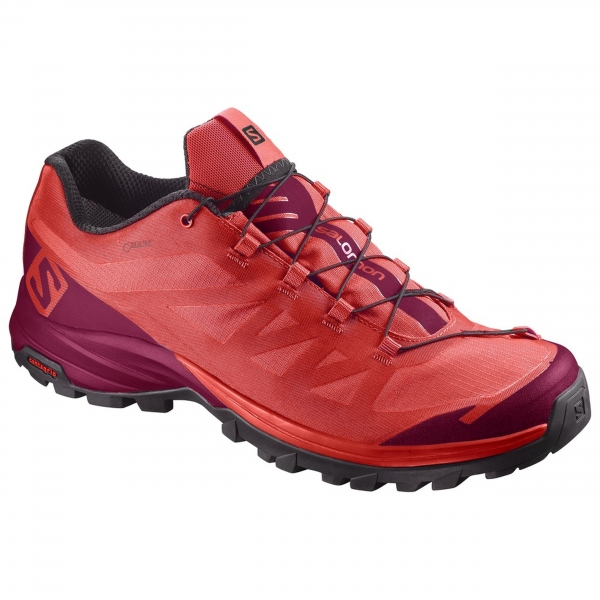 Salomon Damen OUTpath GTX® W Poppy red/Sangria