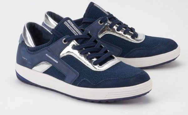 Allrounder by Mephisto Sneaker MARCELLA indaco / blue