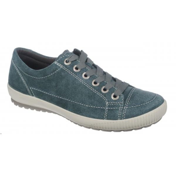 Legero TANARO 1-00820-76 Sneaker Velour petrol