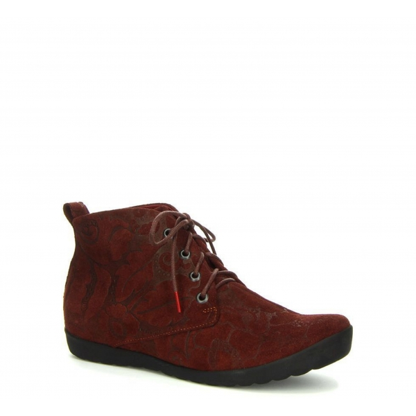 Think! ANNI Stiefelette rot