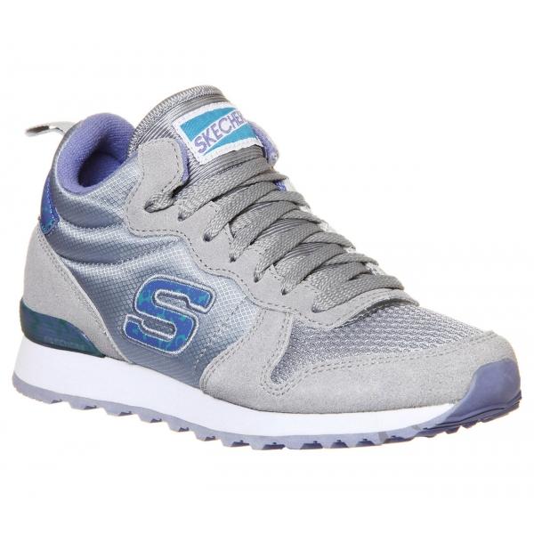 Skechers Sneaker Dizzy Dancer hellgrau