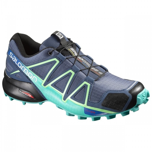 Salomon Speedcross 4 Woman blau