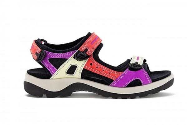 Ecco Offroad Sandale multicolor