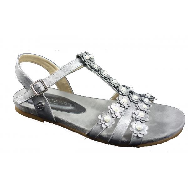 Tom Tailor - Sandale silber