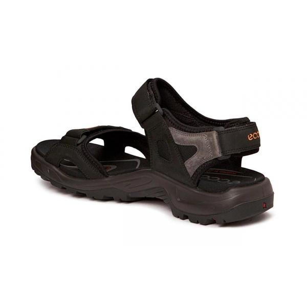 Ecco Herren Sandale Offroad Yucatan black
