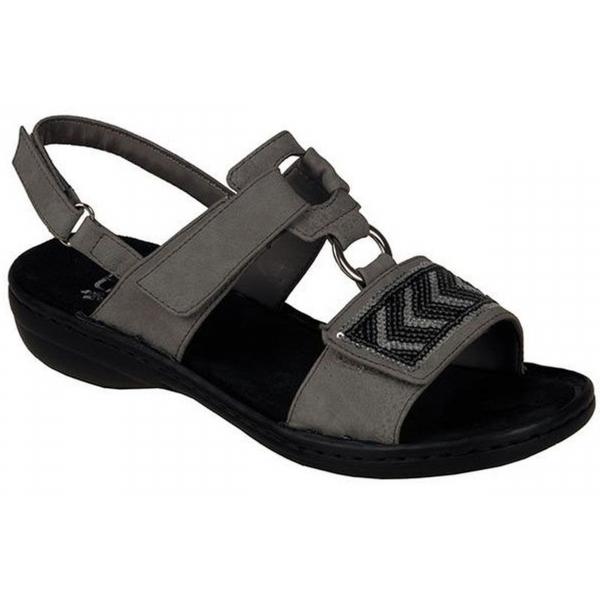 Rieker Sandale 608Y8-42 grau