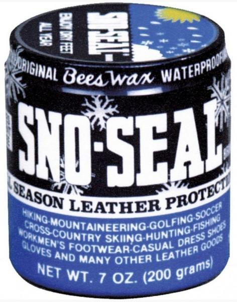 Sno Seal Lederpflege Bienenwachs Schuhwachs 200gr Dose
