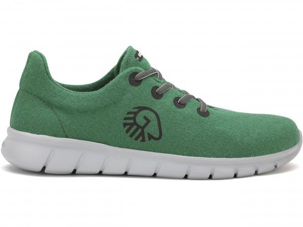 Giesswein Merino Runners grün Herren