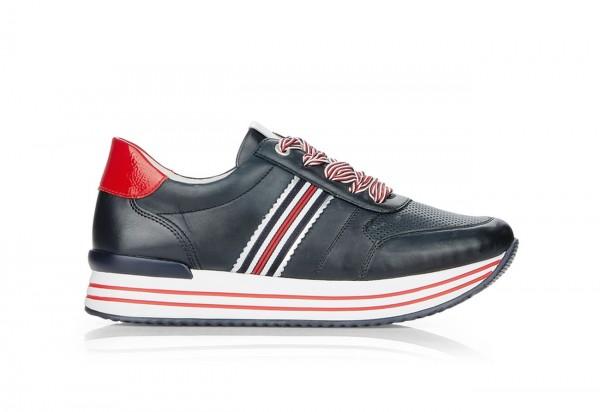Remonte Sneaker blau