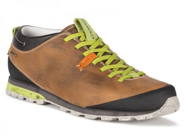 AKU Bellamont FG GTX Gore-Tex Sneaker beige/grün