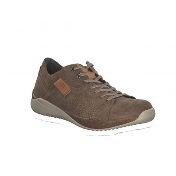 Josef Seibel Ricardo 05 taupe Sneaker Schnürschuh
