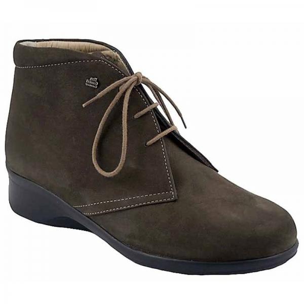 Finn Comfort Boots MOSTAR kaffee