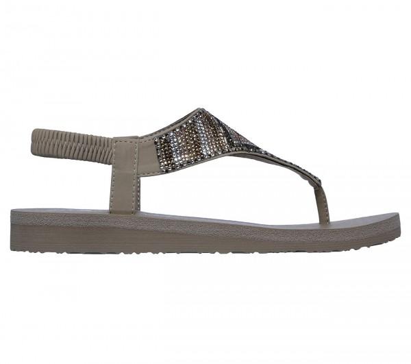 Skechers Sandale mit Zehensteg