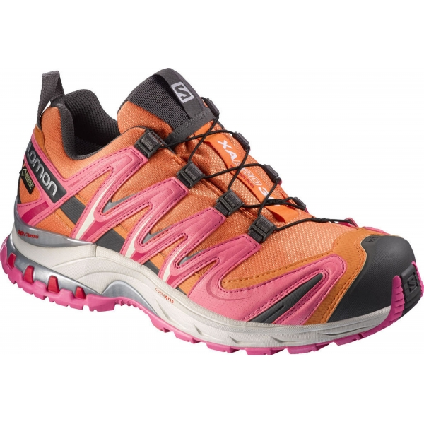 Salomon XA Pro 3D GTX W multicolor (rot-orange)