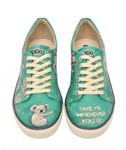 DOGO Sneaker Koala Hug vegan