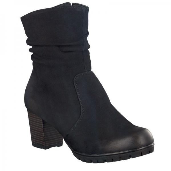 Rieker Damen Stiefelette schwarz 98570-00