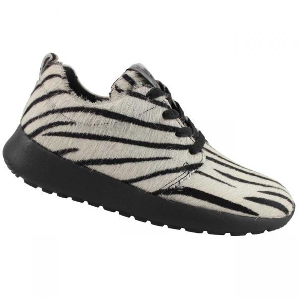 EST1842 Zebra – Sneaker zebra / black