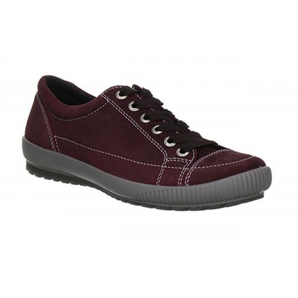 Legero TANARO 1-00820-67 Sneaker Velour Rubin kombi