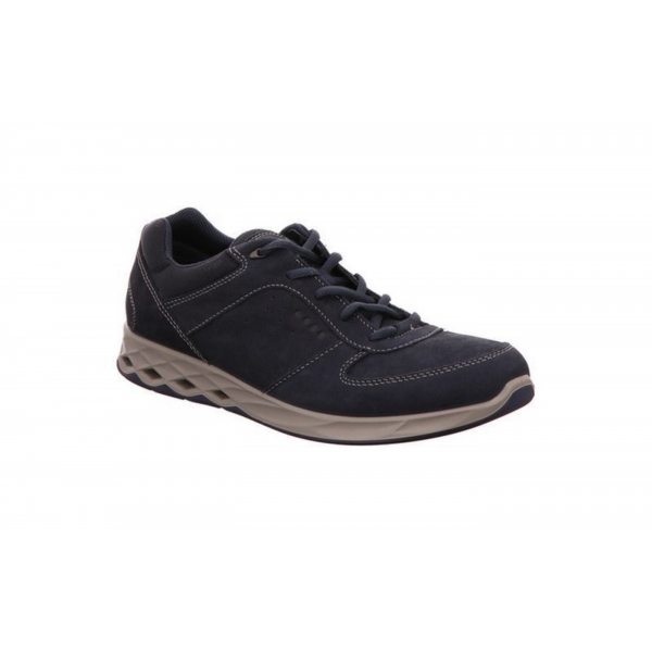 Ecco Wayfly Navy-Blau Sneaker