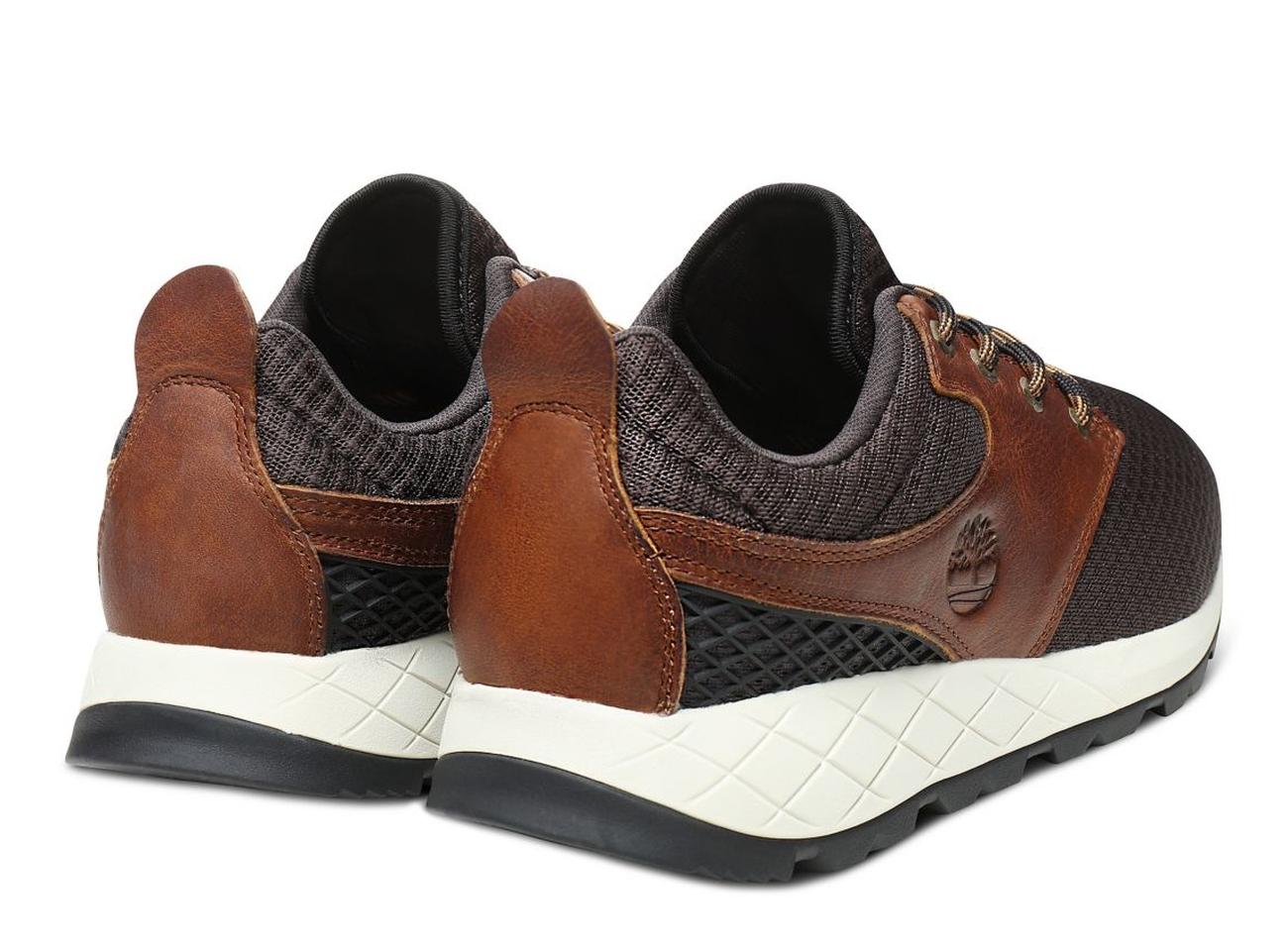 Timberland Sneaker 'tuckerman' Mit Lederbesatz Herren Schuhe
